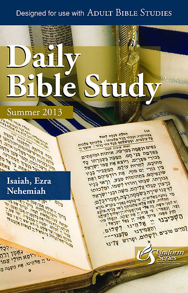 Daily Bible Study Summer 2013