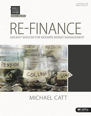 Bible Studies for Life Refinance Leader Kit