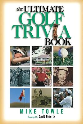 Picture of The Ultimate Golf Trivia Book