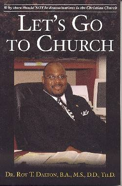 Picture of Let's Go to Church