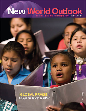 New World Outlook Magazine March-April 2009