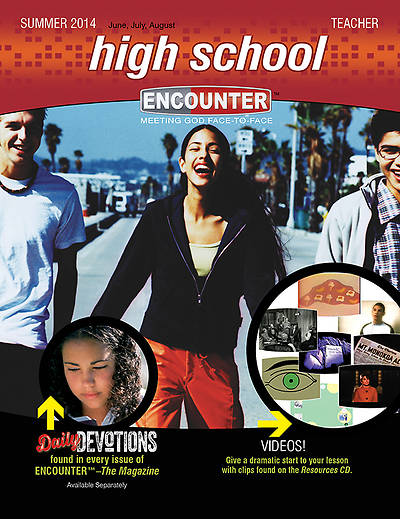 Standard Encounter High School Teacher Book Summer 2014
