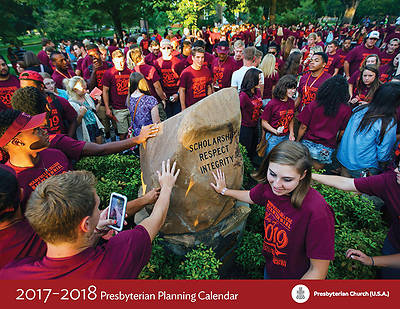 Picture of 2017-2018 Presbyterian Planning Calendar