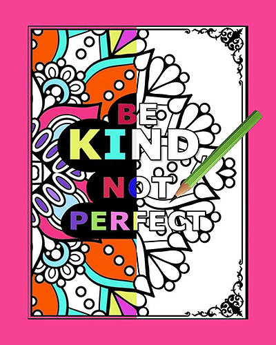 Picture of Be Kind Not Perfect