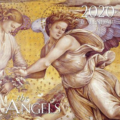 Picture of 2020 the Angels Catholic Wall Calendar