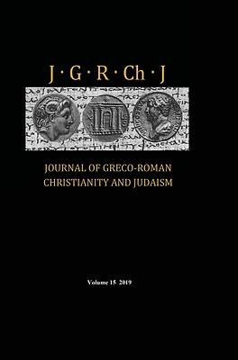 Picture of Journal of Greco-Roman Christianity and Judaism, Volume 15