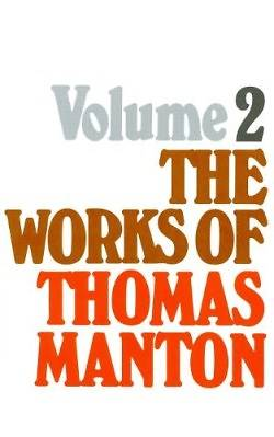 Works of Thomas Manton-Vol 2