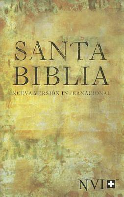 NVI Spanish Bible - Classic Antique