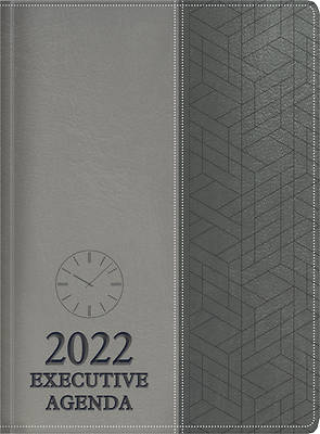 Picture of The Treasure of Wisdom - 2022 Executive Agenda - Two-Toned Grey