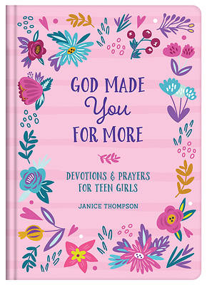 Picture of God Made You for More (Teen Girls)