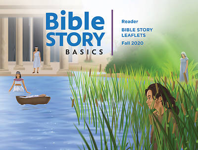 Picture of Bible Story Basics Reader Leaflets Fall 2020
