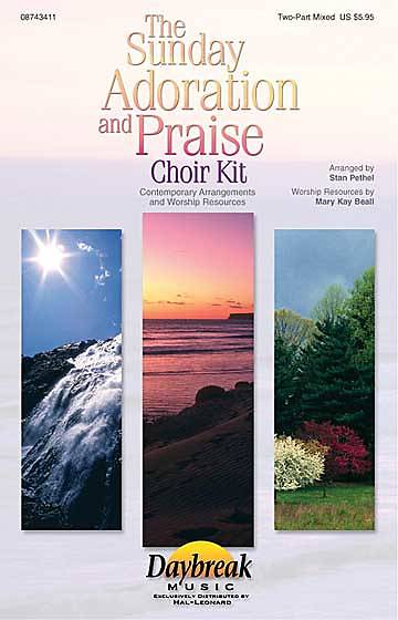 The Sunday Adoration and Praise Choir Book