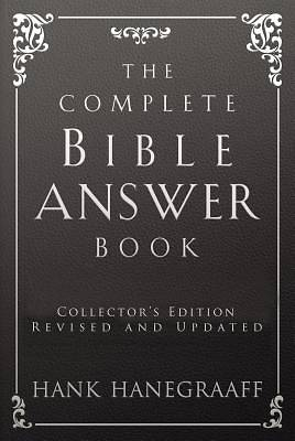 Picture of The Complete Bible Answer Book