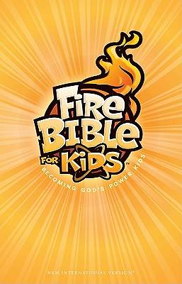 Fire Bible for Kids-NIV