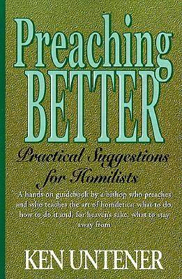 Picture of Preaching Better