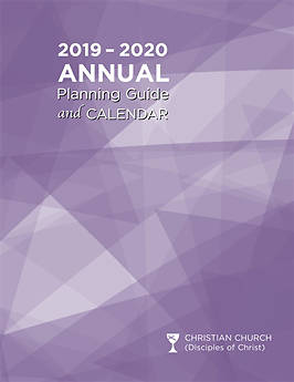 Annual Planning Guide & Calendar 2019-2020