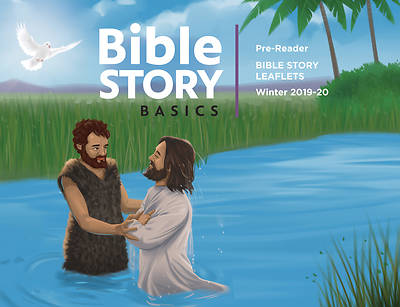 Picture of Bible Story Basics Pre-Readers Leaflets Winter 2019-2020