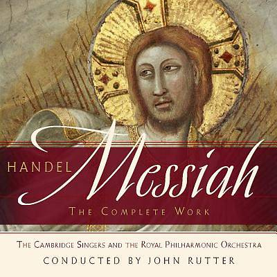 Handel Messiah; The Complete Work With Booklet