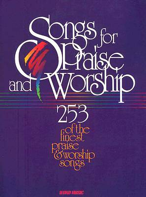 Songs for Praise and Worship Spiralbound PVG Edition