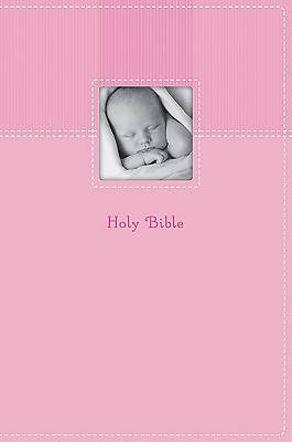 New International Version Baby Keepsake Bible