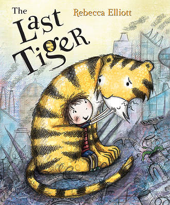 Picture of The Last Tiger