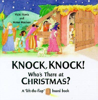 Knock, Knock! Whos There at Christmas?