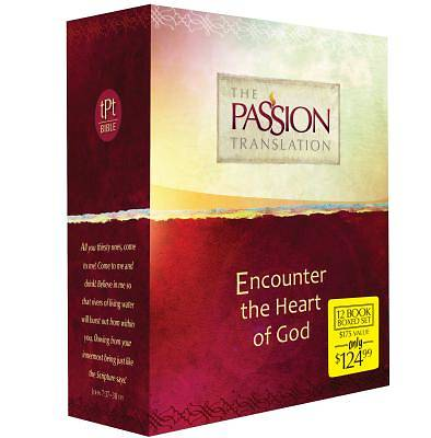 Picture of The Passion Translation 12-In-1 Collection