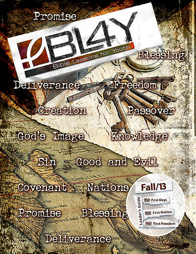 Bible Lessons for Youth Fall 2013 Leader - Download