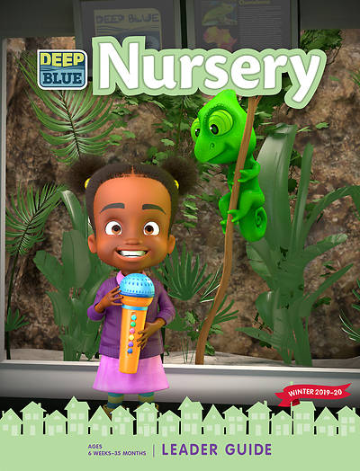 Picture of Deep Blue Nursery Leader Guide Winter 2019-20 - PDF Download