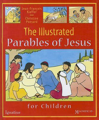 Picture of The Illustrated Parables of Jesus