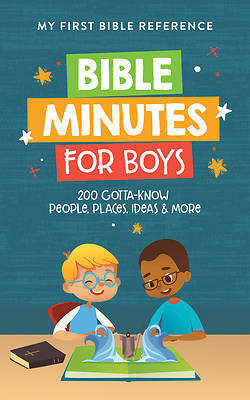 Picture of Bible Minutes for Boys
