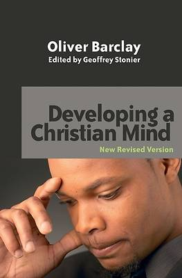 Picture of Developing a Christian Mind