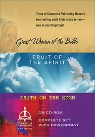 Great Women of the Bible, Faith on the Edge, Fruit of the Spirit Collection