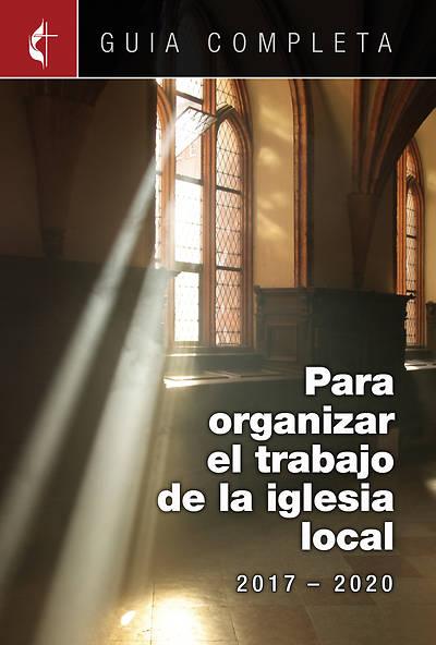 Picture of Guia Completa Para Organizar el Trabajo de la Iglesia Local 2017-2020