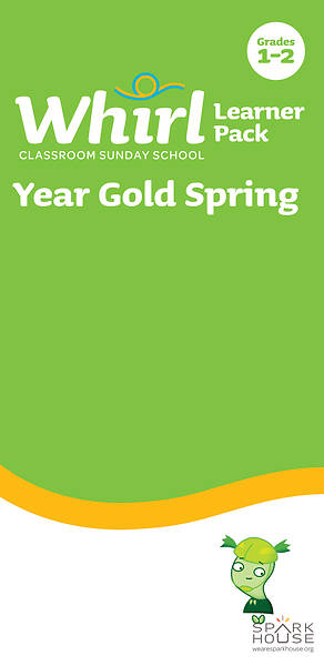 Picture of Whirl Classroom Grades 1-2 Leaflet Year Gold Spring
