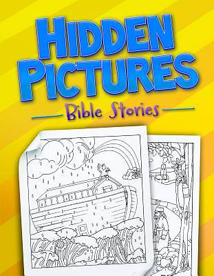 Color and ACT Bks - Hidden Pictures Bible Stories - Lower Elementary