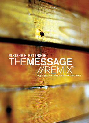 The Message Remix 2.0 Paperback