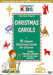 Christmas Carols: 15 Classic Christmas Carols for Children DVD