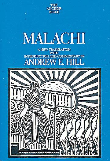 Anchor Bible - Malachi Volume 25D