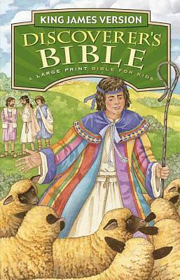King James Version Discoverers Bible, Revised Edition