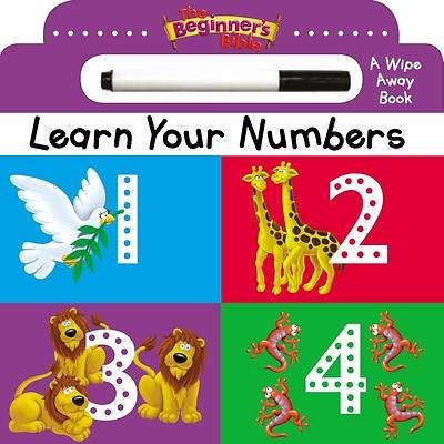 Picture of The Beginner's Bible Learn Your Numbers