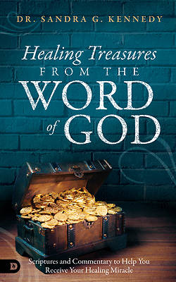 Picture of Healing Treasures from the Word of God