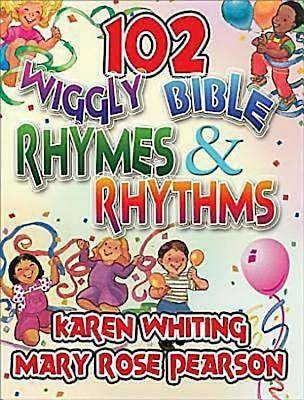 Picture of 102 Wiggly Bible Rhymes and Rhythms