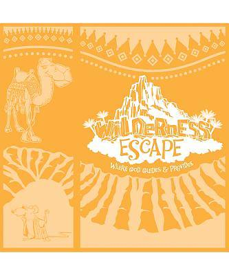 Group VBS 2014 Wilderness Escape Banduras, Tribe of Joseph 6pk