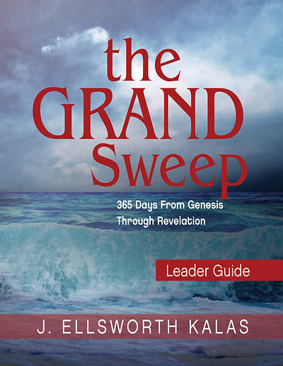 Picture of The Grand Sweep Leader Guide - eBook [ePub]