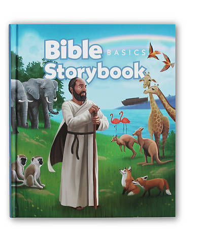 Picture of Bible Basics Storybook