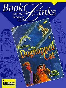Picture of Booklinks Case of the Dognapped Cat