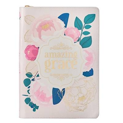 Picture of Journal Amazing Grace Pink Floral