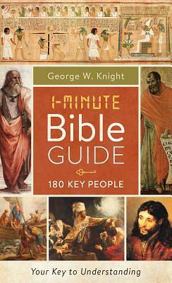 Picture of 1-Minute Bible Guide