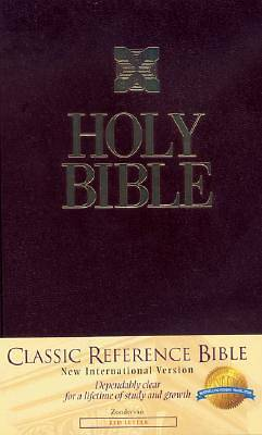 Classic Reference Bible New International Version